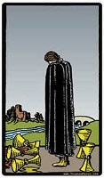 Five of Cups Tarot Card