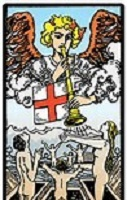 The Judgement Tarot Card