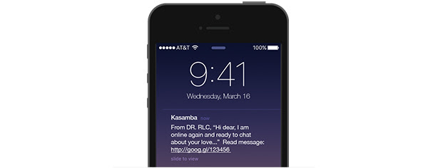 Kasamba SMS