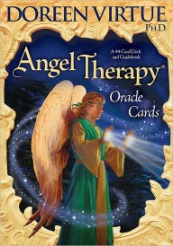 oracle cards angel therapy