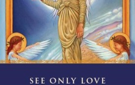 SEE ONLY LOVE Angel Card