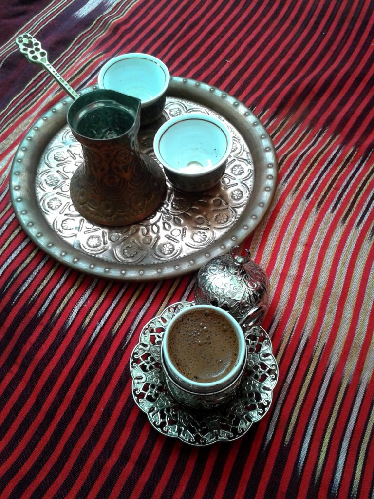 Turkish Coffee Reading Explained