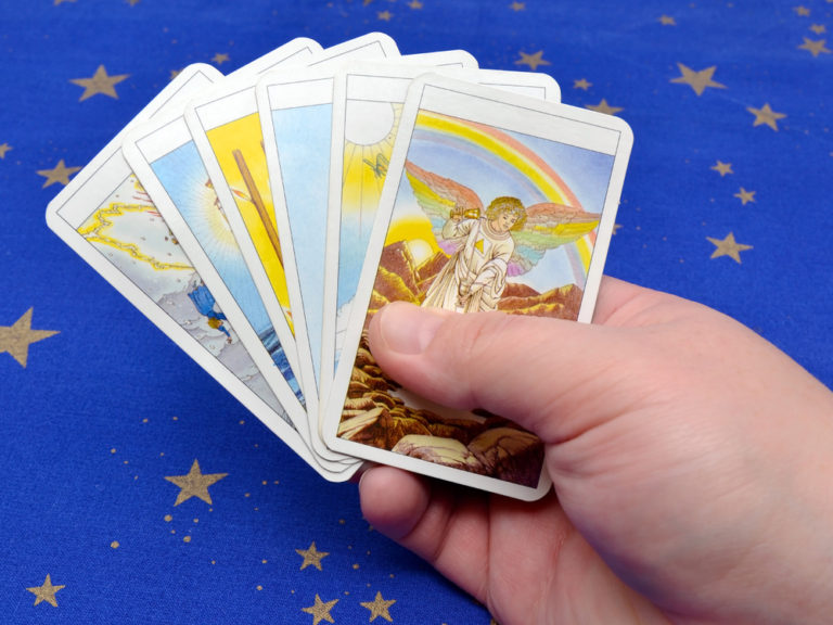 what to ask the angel cards?