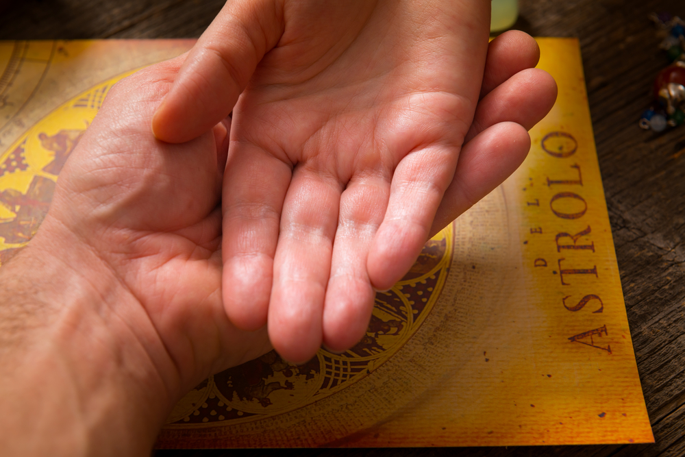 The Secrets Behind Palm Reading Lines